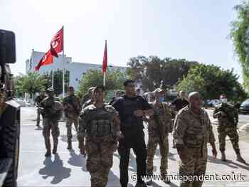 Tunisian security forces place prominent judge under house arrest