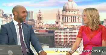 GMB viewers all ask the same question as Alex Beresford hosts today's show - Liverpool Echo