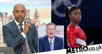Alex Beresford defends Simone Biles after Piers Morgan backlash - Metro.co.uk