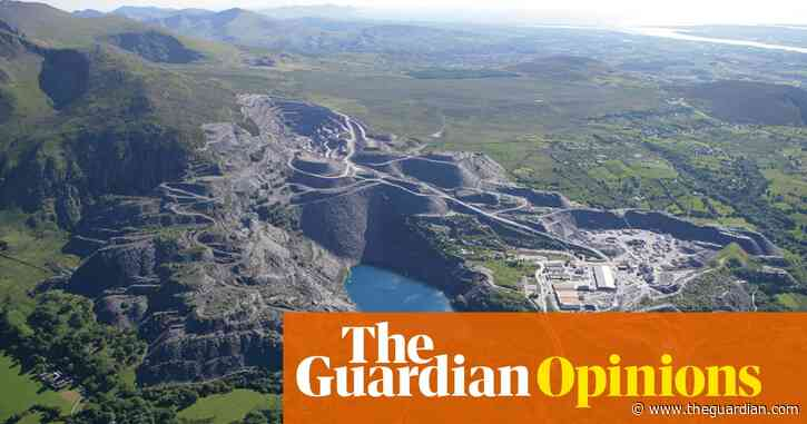 Wales' eerily beautiful slate quarries are getting the recognition they deserve | Rhiannon Lucy Cosslett