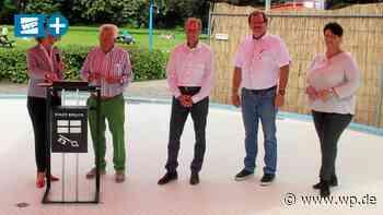 Ministerin bringt viel Geld nach Marsberg und Brilon - Westfalenpost
