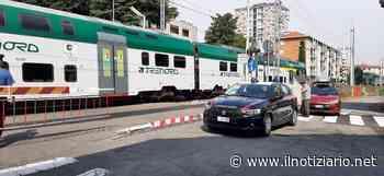 Paderno Dugnano, traffico e code in centro: passaggio a livello abbattuto, treni in ritardo - Il Notiziario