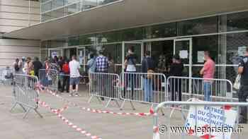 Covid-19 : à Chelles et Lognes, les centres de dépistage tournent à plein régime - Le Parisien
