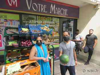 À Lognes, une nouvelle épicerie boulevard du Segrais : des habitants réagissent - actu.fr
