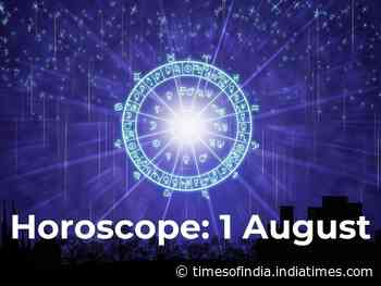 Horoscope today, August 1, 2021 : Here are the astrological predictions for your zodiac signs