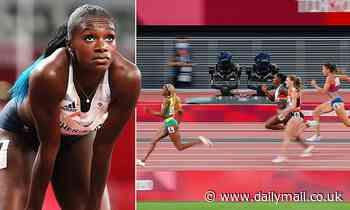 Tokyo Olympics - Dina Asher-Smith bravely recounted how injury wrecked her dreams of gold