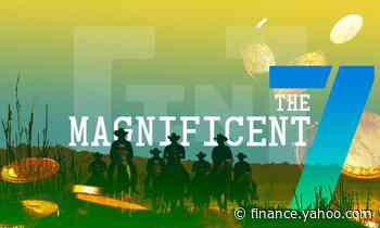 Magnificent Seven: ALICE, QNT, AMP, OKB, LUNA, AXS, ANKR — Biggest Gainers July 23-30 - Yahoo Finance