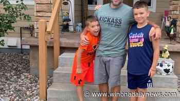 Winona resident Jeremy Littel continues to rack up followers on social media - Winona Daily News