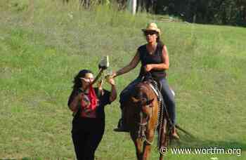 """""""River by River"""": Winona LaDuke on Water Protection - WORT 89.9 FM - Wortfm"""