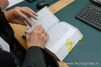 Vordering verwijzing aangifte ex Johnny de Mol naar ander parket afgewezen - De Rechtspraak