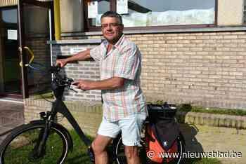 Wakkenaar bezorgt Dentergem eerste officiële fietsroute: bew... (Dentergem) - Het Nieuwsblad