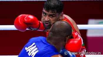 Tokyo Olympics: Satish Kumar gets medical clearance to play his quarter-final bout vs Uzbekistan's Bakhodir Jalolov - India Today