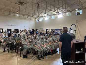 Civil Air Patrol hosts one-week-long medical training course - KLTV