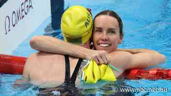 Live: Emma McKeon makes history with gold medal in 50m freestyle