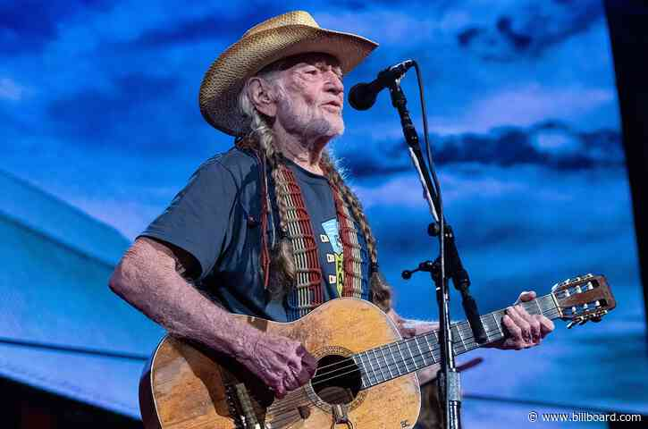 Willie Nelson Headlines Texas Protest Rally in Support of Voting Rights