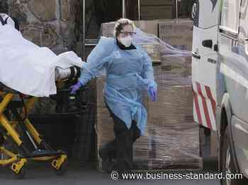 Florida breaks record with more than 21,000 new coronavirus cases - Business Standard