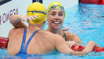 Live: More gold for Australia's women in incredible 4x100m medley relay