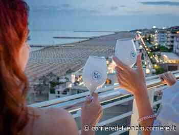 Caorle, esplode la moda delle terrazze panoramiche con vista sull'Adriatico - Corriere della Sera