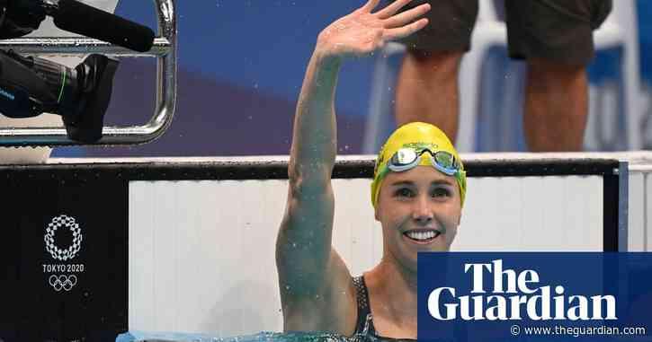 Emma McKeon seals seventh Olympic medal as Australian women win 4x100m medley