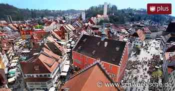 Zwölf-Punkte-Plan zur Wiederbelebung der Stadt Ravensburg - Schwäbische