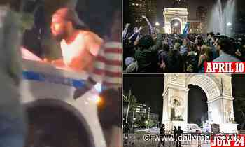 Washington Square Park DJ provocateur and party host arrested after months neighborhood of chaos