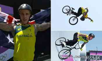 Tokyo Olympics: Australian rider Logan Martin wins the first ever Olympic gold in BMX freestyle