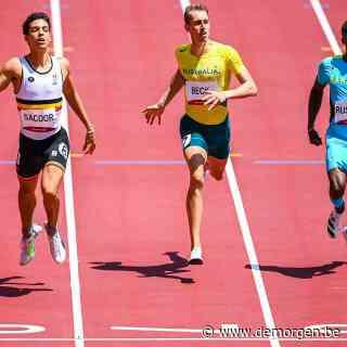 Live - Jonathan Sacoor en Kevin Borlée naar halve finales 400 meter