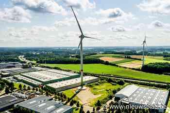 Nieuwe windturbine vermijdt 3.600 ton C02-uitstoot (Diest) - Het Nieuwsblad