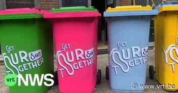 "Diest bindt strijd aan met zwerfvuil: ""Geen excuses meer om je afval te laten liggen"" - VRT NWS"