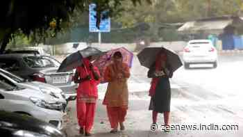 North, central India to receive intense rainfall over next four days, red alert issued for Rajasthan, MP