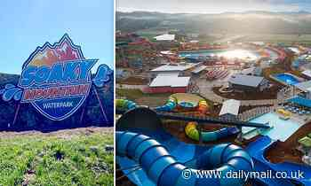 Two people shot at Tennessee waterpark two months after its grand opening