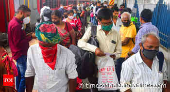 Coronavirus live updates: India reports 41,831 new cases, 541 deaths in the last 24 hours - Times of India