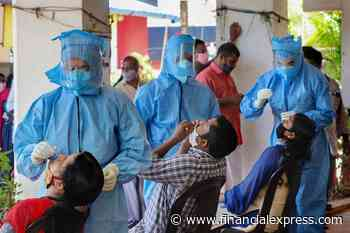 Coronavirus in India Latest Update Live: At 41,831, India reports marginal rise in daily Covid-19 cases; 541 deaths in 24 hours - The Financial Express