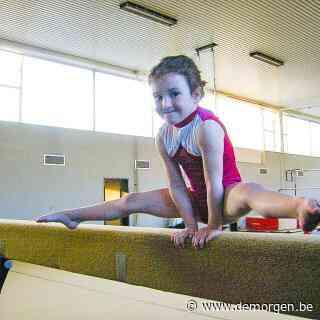 Nina Derwael (21) was zo'n energieke peuter dat haar ouders haar maar lieten turnen. Nu gaat ze voor goud