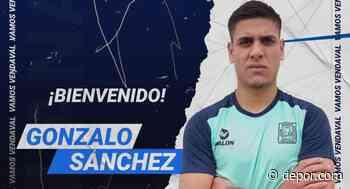 Gonzalo Sánchez fue presentado como refuerzo de Alianza Atlético para la Liga 1 - Diario Depor