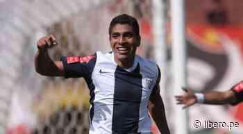 Alianza Lima saludó a Paolo Hurtado por su cumpleaños. ¿Vuelve? - Libero.pe