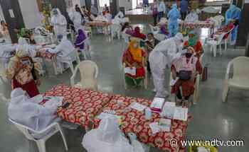 41,831 Fresh Coronavirus Cases In India, Marginally Higher Than Yesterday - NDTV