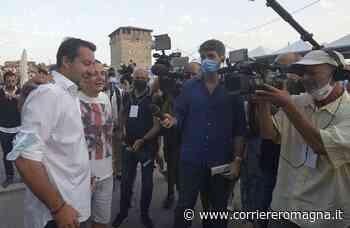 Salvini e Berlusconi, il centrodestra unito nasce a Cervia - Corriere Romagna