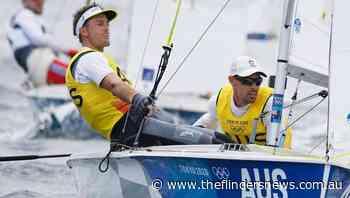 Aussie 470 sailors enhance Olympic lead - The Flinders News