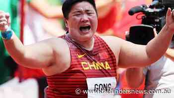 Gong seals shot put dominance with gold - The Flinders News