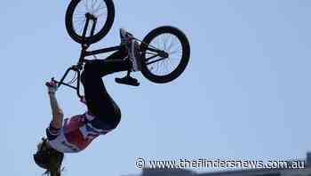 GB's Worthington stuns in BMX freestyle - The Flinders News