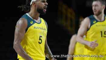 Boomers eyeing medal after unbeaten run - The Flinders News