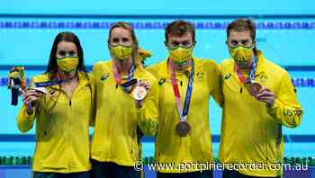 The Informer: Australian success continues at Tokyo Olympics - The Recorder