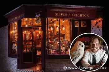 Harry Potter shop Oliver's Brighton wins ninth award