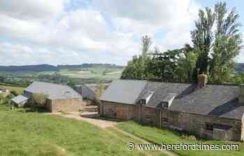 For sale: inside character-filled Herefordshire farmhouse needing renovation