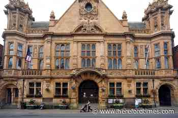 Why council owns Hereford town hall and why it wants to sell it