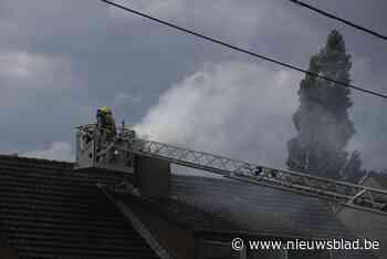 Rookschade door schouwbrand - Het Nieuwsblad