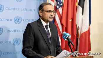 India assumes UNSC presidency; TS Tirumurti thanks France for steering Council in July