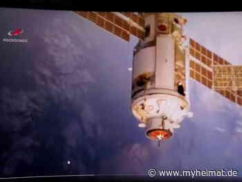 "NASA verliert kurzzeitig Kontrolle über Raumstation ""ISS"" . . . - Burgdorf - myheimat.de - myheimat.de"