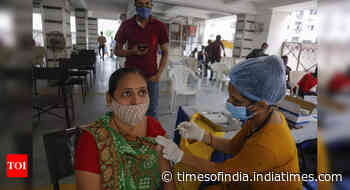 Over 49.49 crore vaccine doses provided to states, UTs: Union health ministry